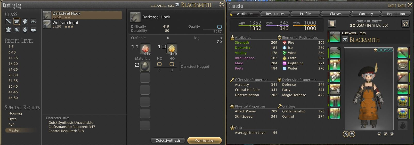 Ffxiv Crafting Master Books